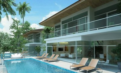 Coral Cay Villas Swimming Pool | Koh Samui, Thailand
