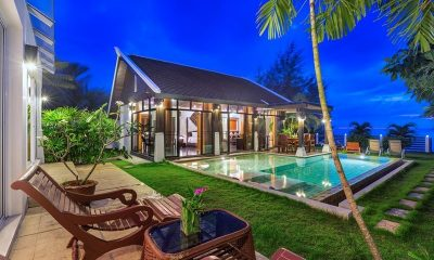 Emerald Sands Beach Villa Garden And Pool | Koh Samui, Thailand
