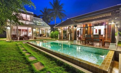 Emerald Sands Beach Villa Swimming Pool | Koh Samui, Thailand