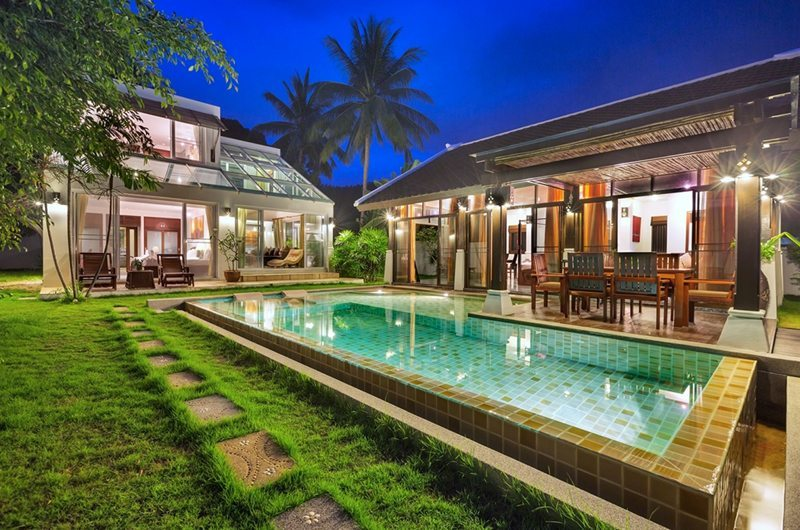 Emerald Sands Beach Villa Swimming Pool | Koh Samui, Thailand
