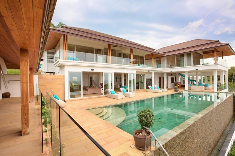 Monsoon Villa Pool Side | Koh Samui, Thailand