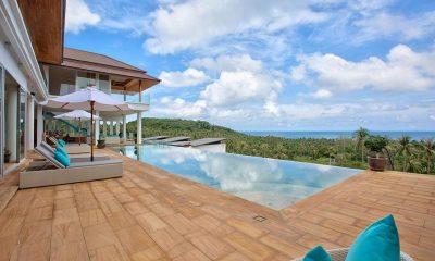 Monsoon Villa Infinity Pool | Koh Samui, Thailand