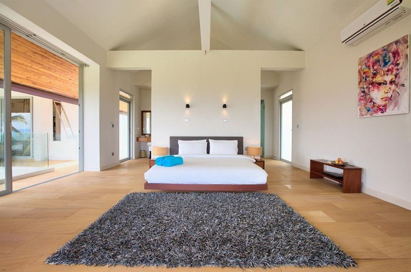 Monsoon Villa Master Bedroom | Koh Samui, Thailand
