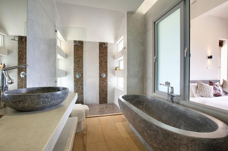 Monsoon Villa Bathtub | Koh Samui, Thailand