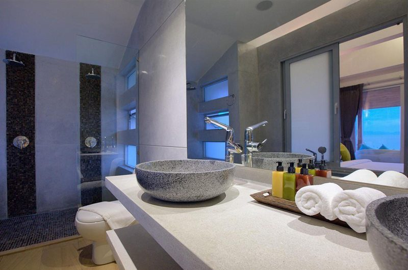 Monsoon Villa Bathroom | Koh Samui, Thailand