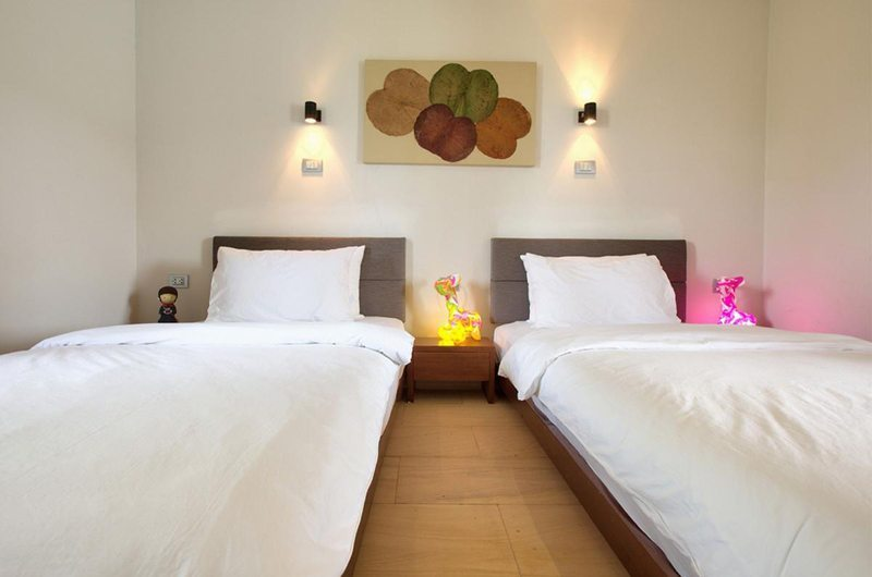 Monsoon Villa Twin Bedroom | Koh Samui, Thailand