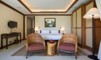 Panacea Retreat Atulya Residence Seating Area | Bophut, Koh Samui