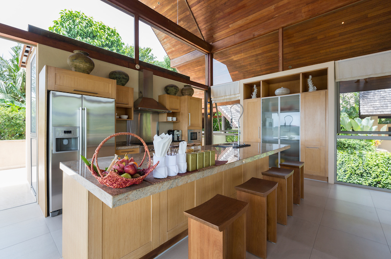 Panacea Retreat Kalya Residence Kitchen | Bophut, Koh Samui