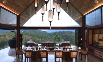 Panacea Retreat Praana Residence Dining Area | Bophut, Koh Samui