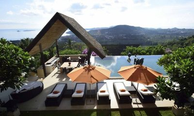 Panacea Retreat Purana Residence Sun Deck | Koh Samui, Thailand