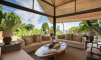 Panacea Retreat Purana Residence Living Area | Bophut, Koh Samui