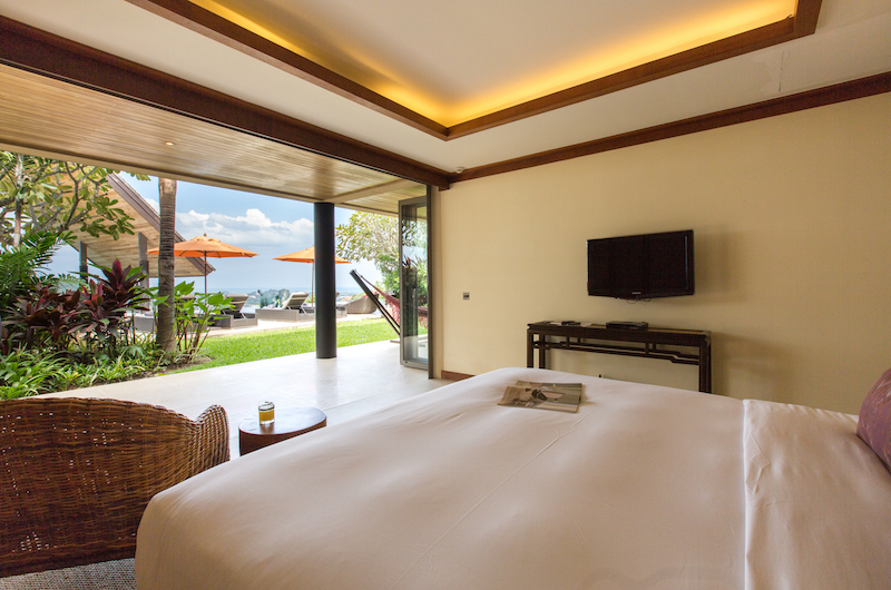 Panacea Retreat Purana Residence Bedroom One | Bophut, Koh Samui