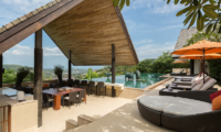 Panacea Retreat Purana Residence Swimming Pool Area | Bophut, Koh Samui