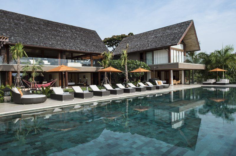 Praana Residence Panacea Retreat Swimming Pool | Koh Samui, Thailand