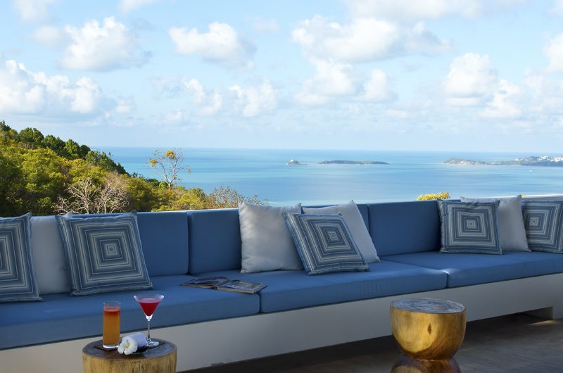 Praana Residence Panacea Retreat Ocean View | Koh Samui, Thailand