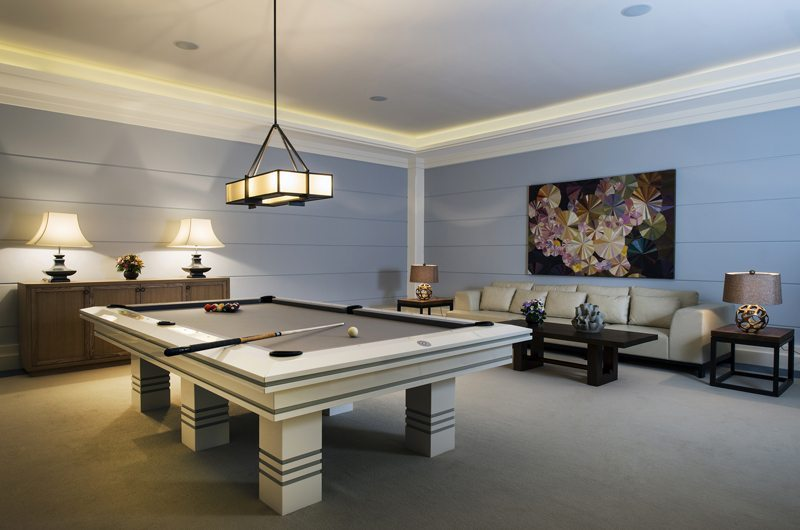 Praana Residence Panacea Retreat Pool Table | Koh Samui, Thailand