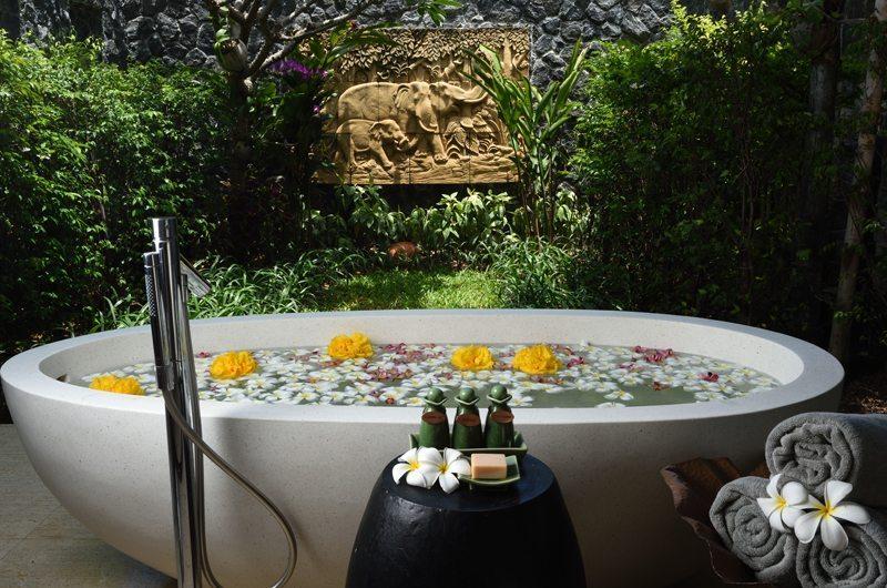 Praana Residence Panacea Retreat Bathtub | Koh Samui, Thailand