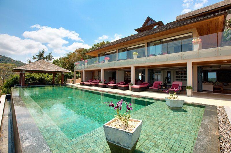 Villa Grand View Swimming Pool | Koh Samui, Thailand