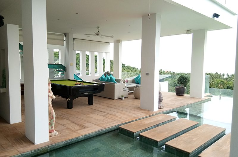 Villa Monsoon Pool Table | Bang Por, Koh Samui