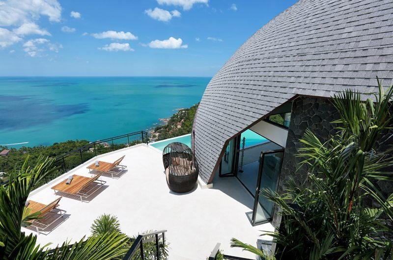 Villa Moonshadow Sea View | Koh Samui, Thailand