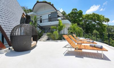 Villa Moonshadow Sun Beds   Koh Samui, Thailand