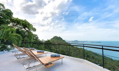Villa Moonshadow Sun Deck   Koh Samui, Thailand