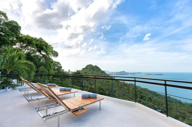 Villa Moonshadow Sun Deck | Koh Samui, Thailand
