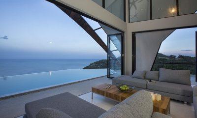 Villa Moonshadow Ocean View   Koh Samui, Thailand