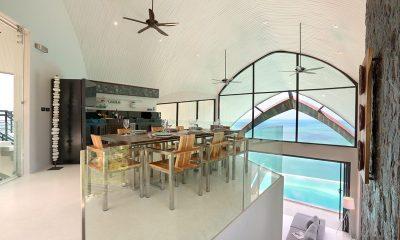 Villa Moonshadow Dining Area   Koh Samui, Thailand