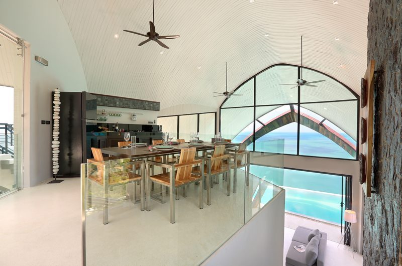 Villa Moonshadow Dining Area | Koh Samui, Thailand