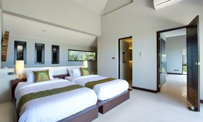 Villa Moonshadow Twin Bedroom | Koh Samui, Thailand