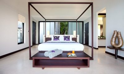 Villa Moonshadow Bedroom | Koh Samui, Thailand