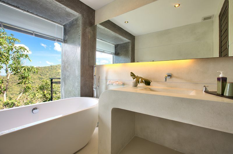 Villa Moonshadow Bathroom | Koh Samui, Thailand