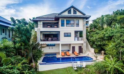 Villa Seven Swifts Outdoor View | Koh Samui, Thailand