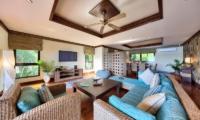 Villa Seven Swifts Living Room   Koh Samui, Thailand