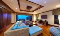 Villa Seven Swifts Living Area   Koh Samui, Thailand