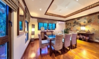 Villa Seven Swifts Dining Area   Koh Samui, Thailand