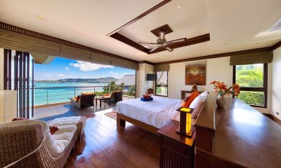 Villa Seven Swifts Master Bedroom | Koh Samui, Thailand