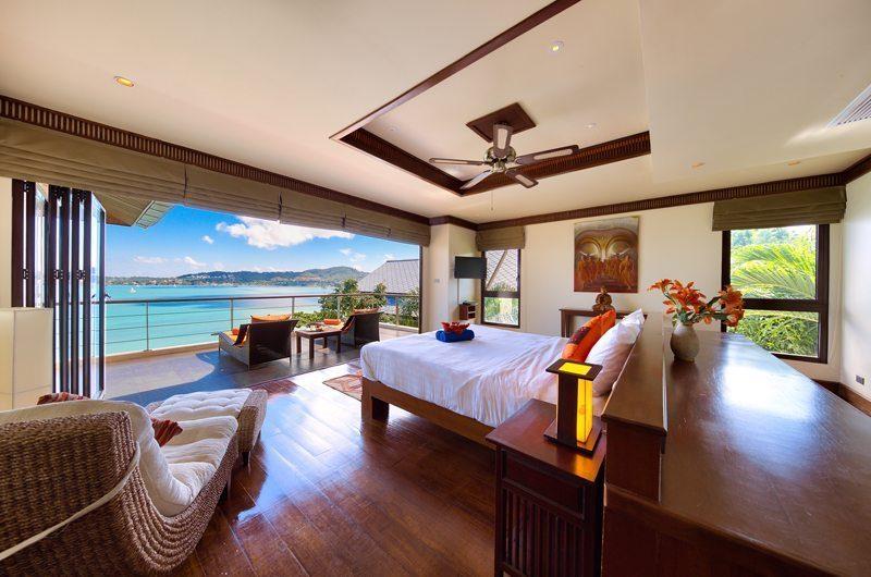 Villa Seven Swifts Master Bedroom   Koh Samui, Thailand