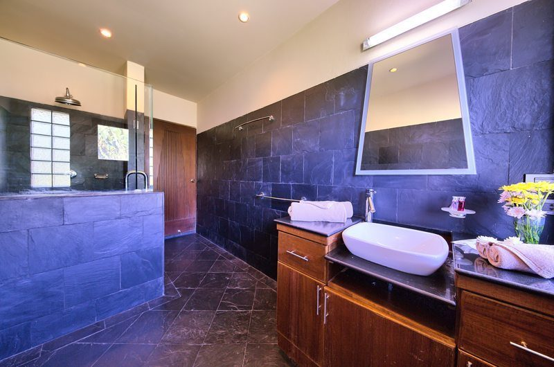 Villa Seven Swifts En-suite Bathroom | Koh Samui, Thailand