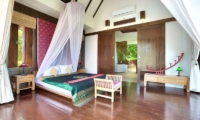 Villa Thai Teak Master Bedroom Side View | Koh Samui, Thailand