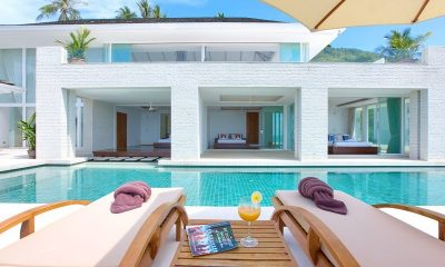 Villa White Tiger Swimming Pool | Koh Samui, Thailand