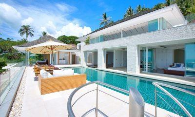 Villa White Tiger Sun Deck | Koh Samui, Thailand