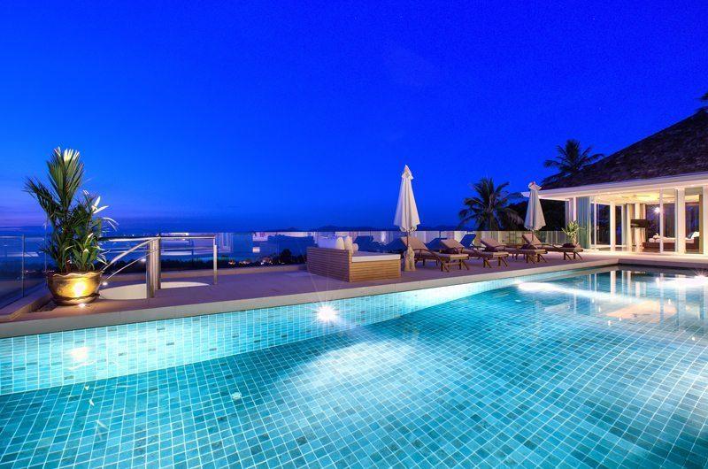 Villa White Tiger Pool Side | Koh Samui, Thailand