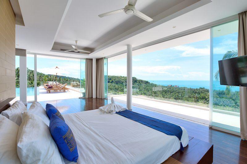 Villa White Tiger Master Bedroom | Koh Samui, Thailand