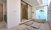 Villa White Tiger Master Bathroom | Koh Samui, Thailand