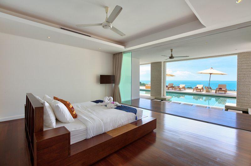 Villa White Tiger Guest Bedroom | Koh Samui, Thailand