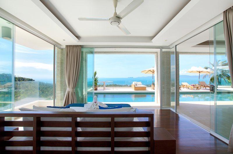 Villa White Tiger Bedroom One | Koh Samui, Thailand