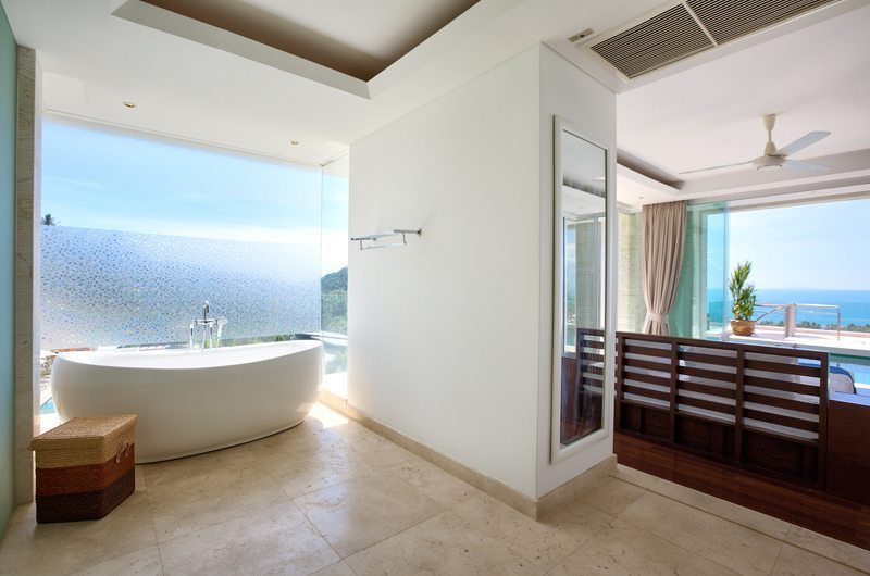 Villa White Tiger Bathroom | Koh Samui, Thailand