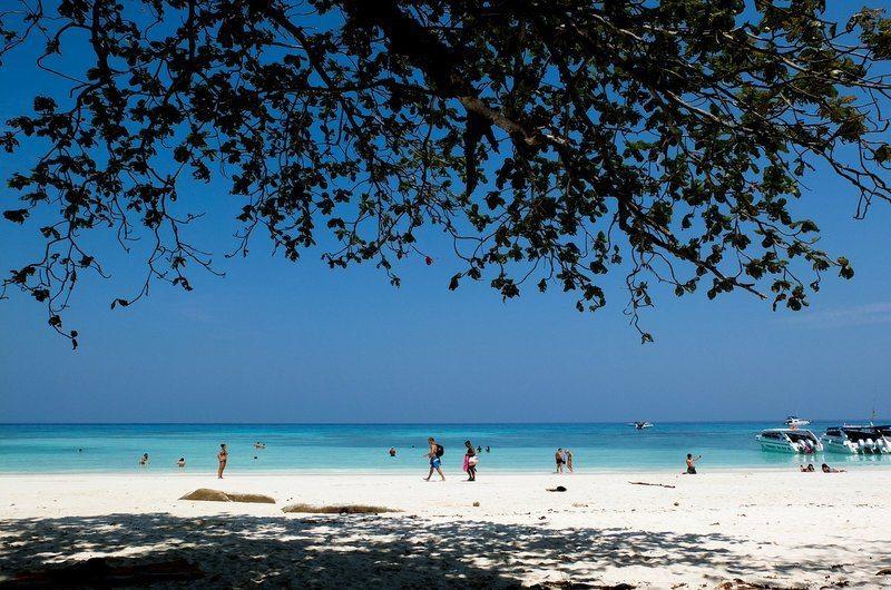 Lipa Noi Beach Koh Samui Thailand